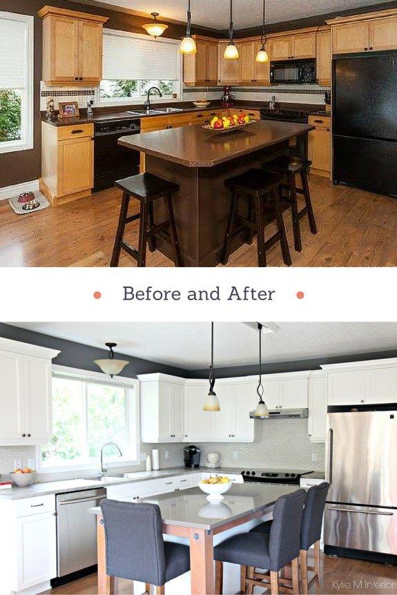 Kitchen Renovation Maple Ridge: Our Kitchen Makeover – No More Maple!