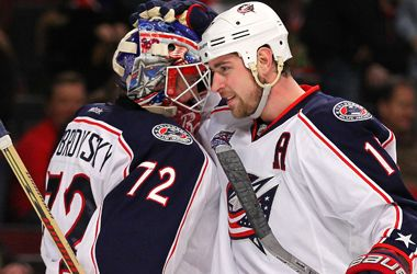 NHL betting road map: Blue Jackets turning it on - 03-30-2015