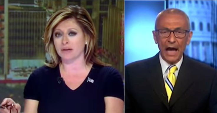 Maria Bartiromo asked John Podesta the questions his cronies on the House Intel Committee never would, about his Russia deals and collusion with Clinton and