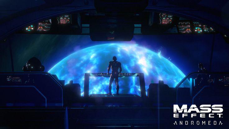 Mass Effect Andromeda Wallpaper