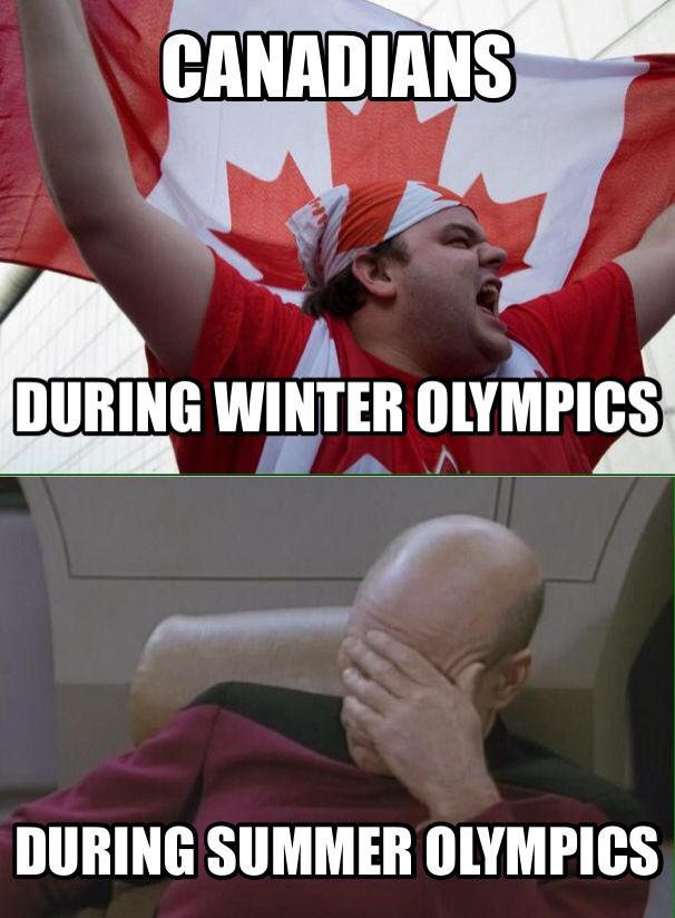 First Meme- Canadians Eh!