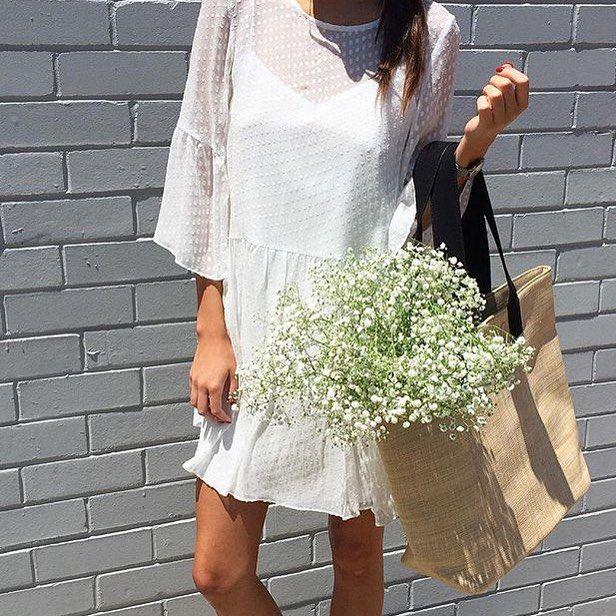 SPOTTING SILK | Loving this snap via @megandwally ! #thesilkspotdress available in stores now!  #alexandrakingofficial #springsummer #madeinaustralia #shoplocal #supportlocal #limitedstock #megandwally #fleurs