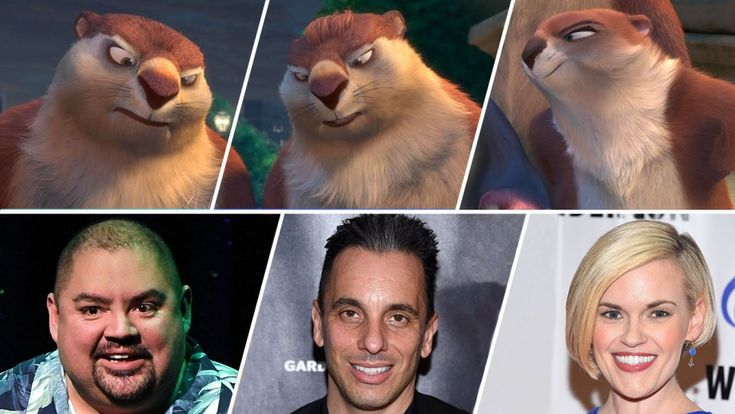 'The Nut Job 2 Nutty by Nature' Meet the Voices Behind
