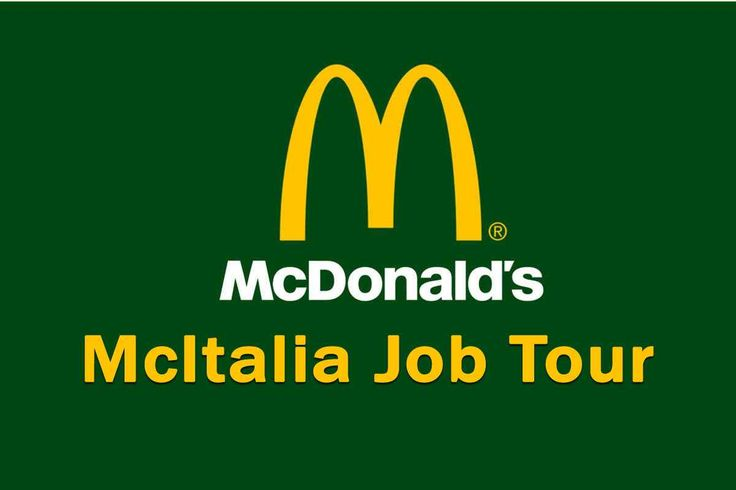 McItalia selezioni per le nuove aperture in Italia McItalia Job Tour è l'evento itinerante di selezione del personale impiegato da McDonald's per le nuove aperture in tutta Italia. Di seguito tutte le info sulle prossime tappe. Tappa di C #lavoro #food #lavorare