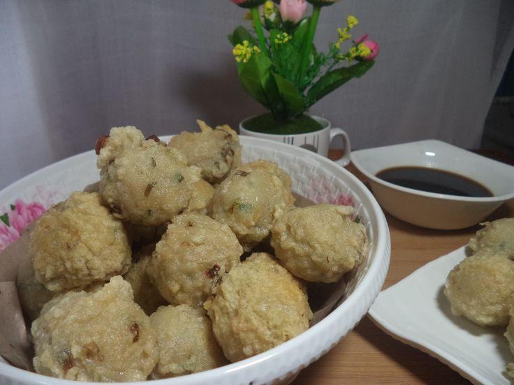 Resep pempek adaan ikan khas Palembang, Silahkan lihat video cara membuatnya di channel memasak Youtube Neti Recipes