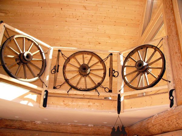 Entry Stairs Banister Railing Using A Nautical Ships