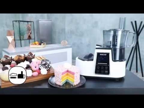 digichef le robot cuiseur multifonction sur m6 boutique. Black Bedroom Furniture Sets. Home Design Ideas