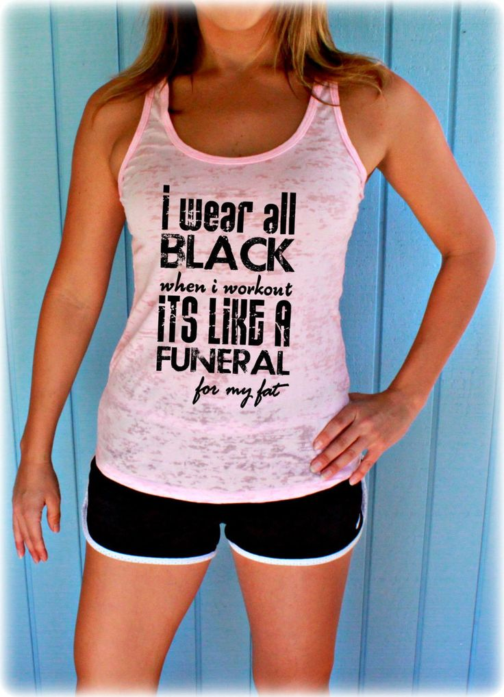 201 best weight loss motivation images on pinterest for Workout shirt for women