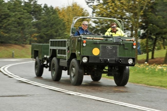 197 Best Images About Land Rover Forward Control Fc On