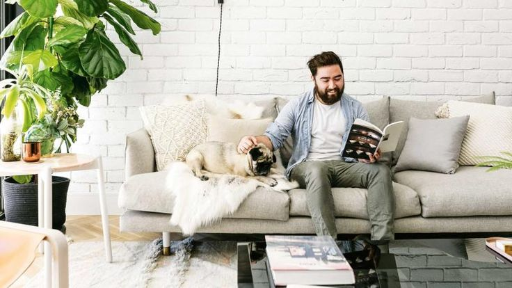 pet style files: Style Editor Jono Fleming + Coco