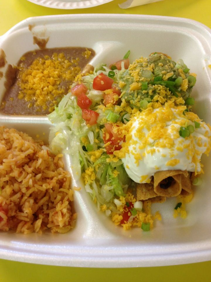 Best Mexican Food In Mesa Tempe