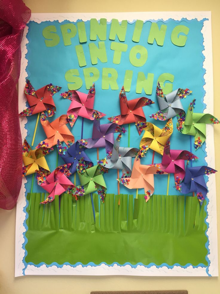 Spring Classroom Idea ~ Best ideas about spring bulletin boards on pinterest