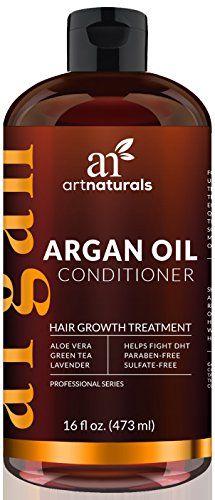 Art Naturals Après-Shampoing Antichute à l'Huile d'Argan, 473 ml #Naturals #Après #Shampoing #Antichute #l'Huile #d'Argan,