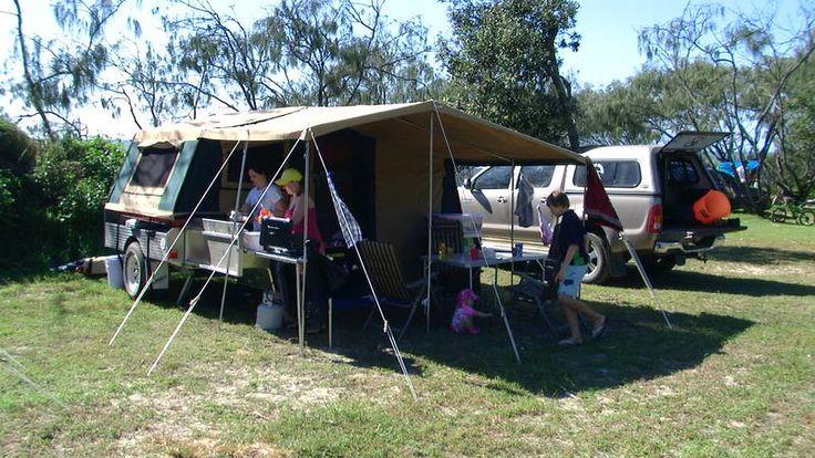 Camper Trailer Yandina Maroochydore Area image 1