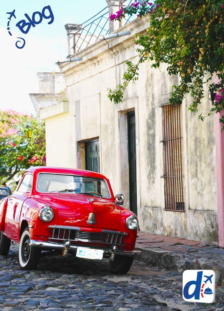 ¡Sabías? #Colonia es unos de los destinos más elegidos por los #Argentinos para hacer #Escapadas. ¡Descubre las razones!