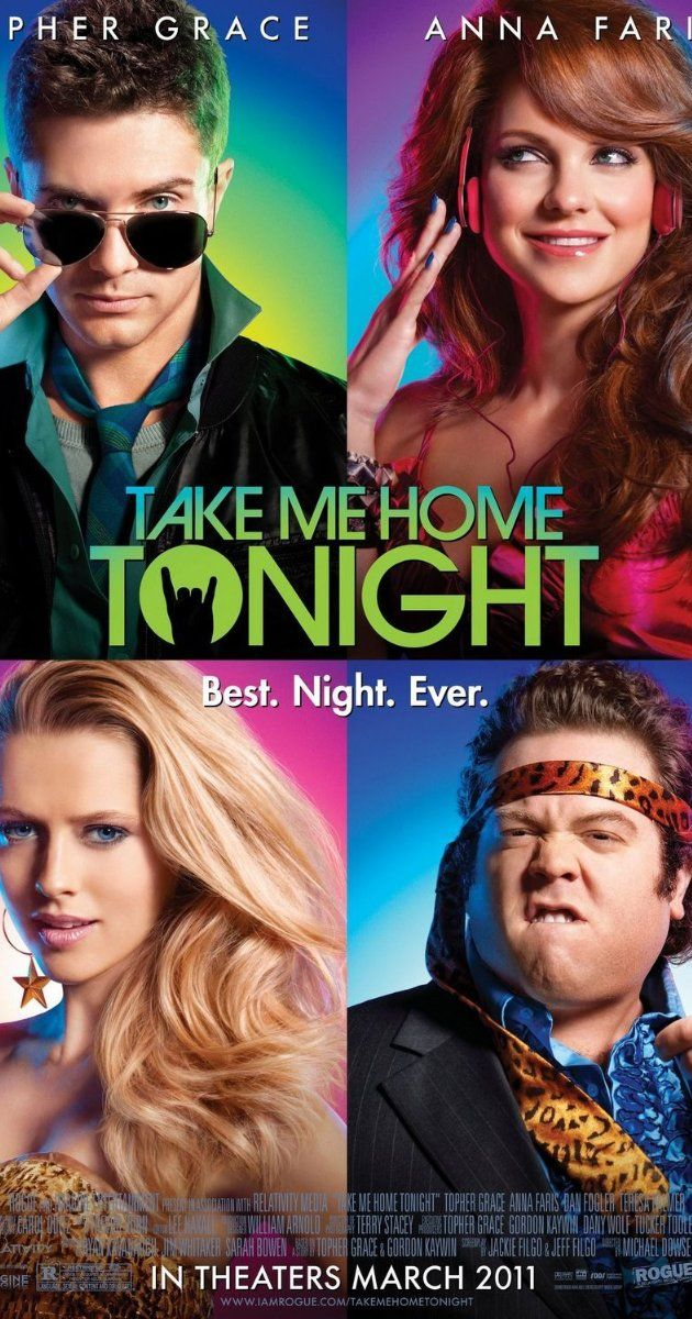 Take Me Home Tonight (2011) photos, including production stills, premiere photos and other event photos, publicity photos, behind-the-scenes, and more.