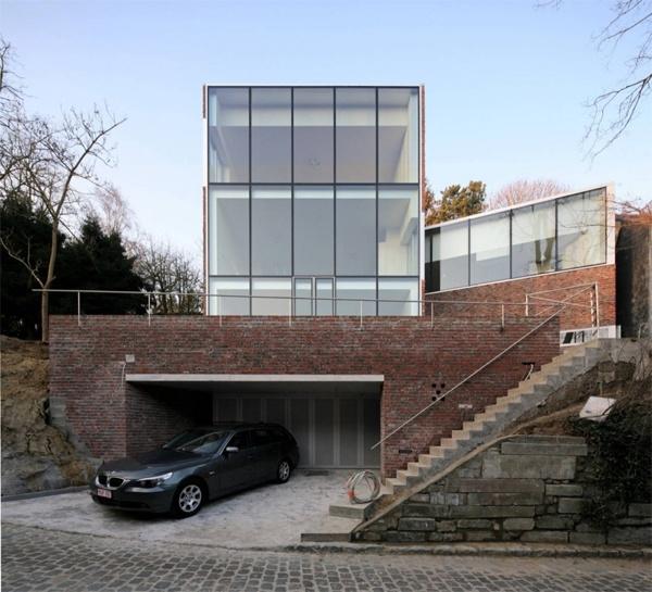 Stine-Gybels House /// Pierre Hebbelinck