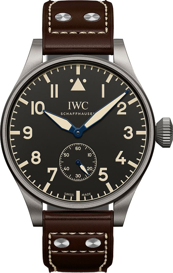 La Cote des Montres : La montre IWC Grande Montre d'Aviateur « Heritage 55 » et « Heritage 48 » - Cap sur la précision