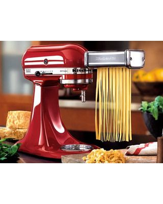 How To Use A Kitchen Aide Pasta Roller