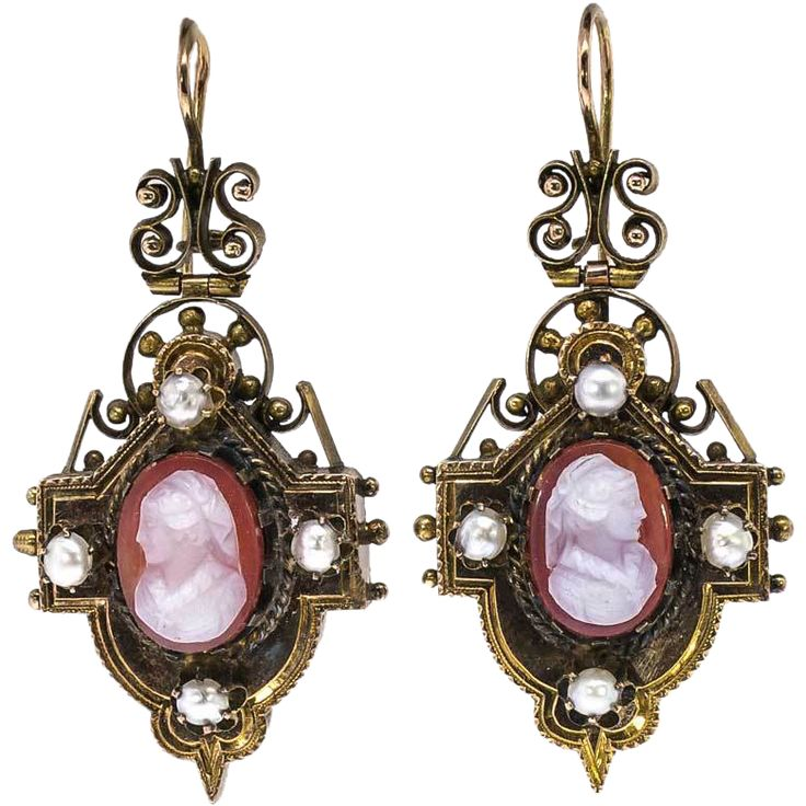 jewelry gonzales althea cecilia earrings products collections antique he