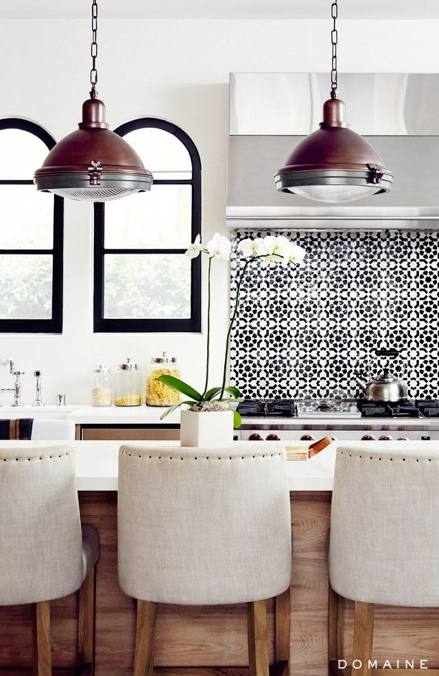 Before And After Actress Sasha Alexander S European Inspired L A Home