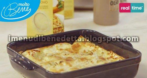 Oltre 25 fantastiche idee su ricette lasagne benedetta for Mozzarella in carrozza parodi