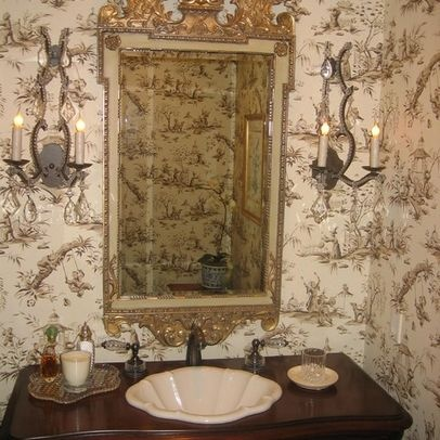 French Country Wallpaper Design, Pictures, Remodel, Decor and Ideas