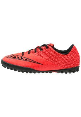MERCURIAL PRO TF - Astro turf trainers - bright crimson/black/hot lava