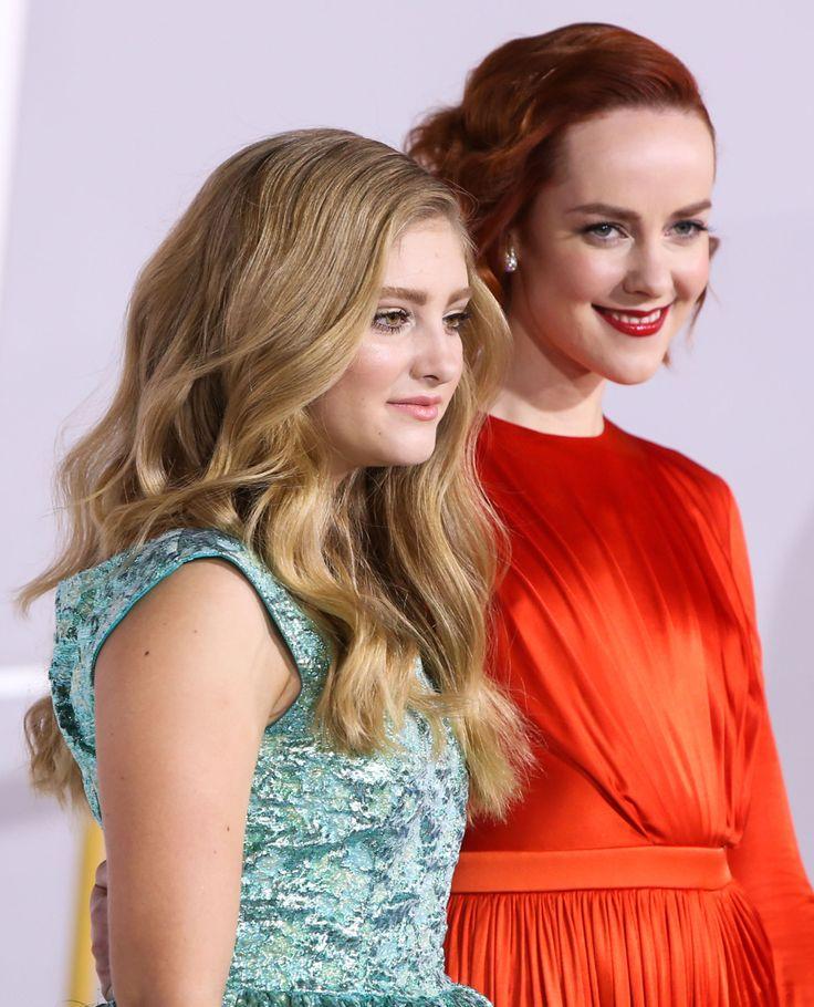 Willow Shields and Jena Malone