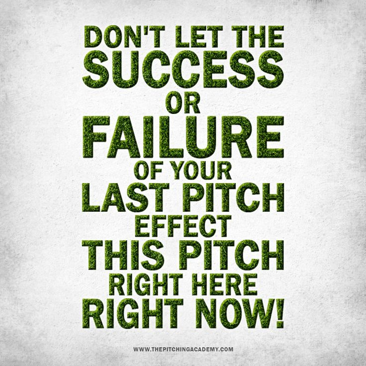 Inspirational Quotes About Failure: 17 Best Images About Baseball / Pitching On Pinterest