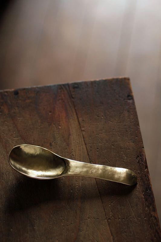 Brass Spoon < S > | IRRE