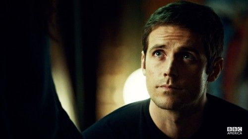 Gorgeous Dylan Bruce plays Paul Dierdan on Orphan Black