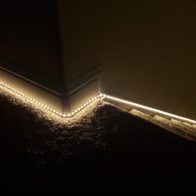 20ft 6m Dimmable Led Light Strip Kit Dimmable Led Lights Strip Lighting Led Light Strips