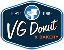 OMG-- VG Donuts in Cardiff-By-The-Sea, CA!!! They are totally amazing. I like getting a box of donuts and eating them on the beach, which is right across the street. My favorite are the dinner rolls they turn into donuts. They're fantastic.