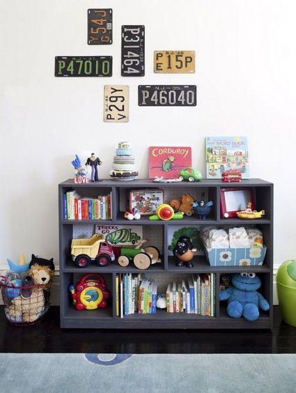 Ideas para decorar habitaciones de varones