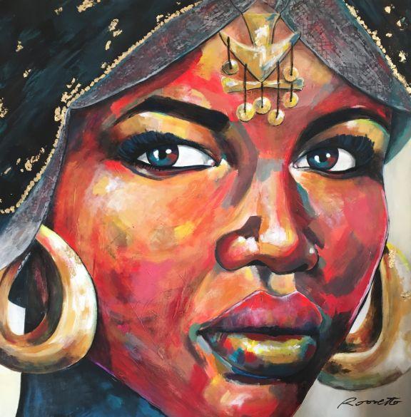 17 best ideas about dessin visage femme on pinterest - Peindre sur peinture glycero ...