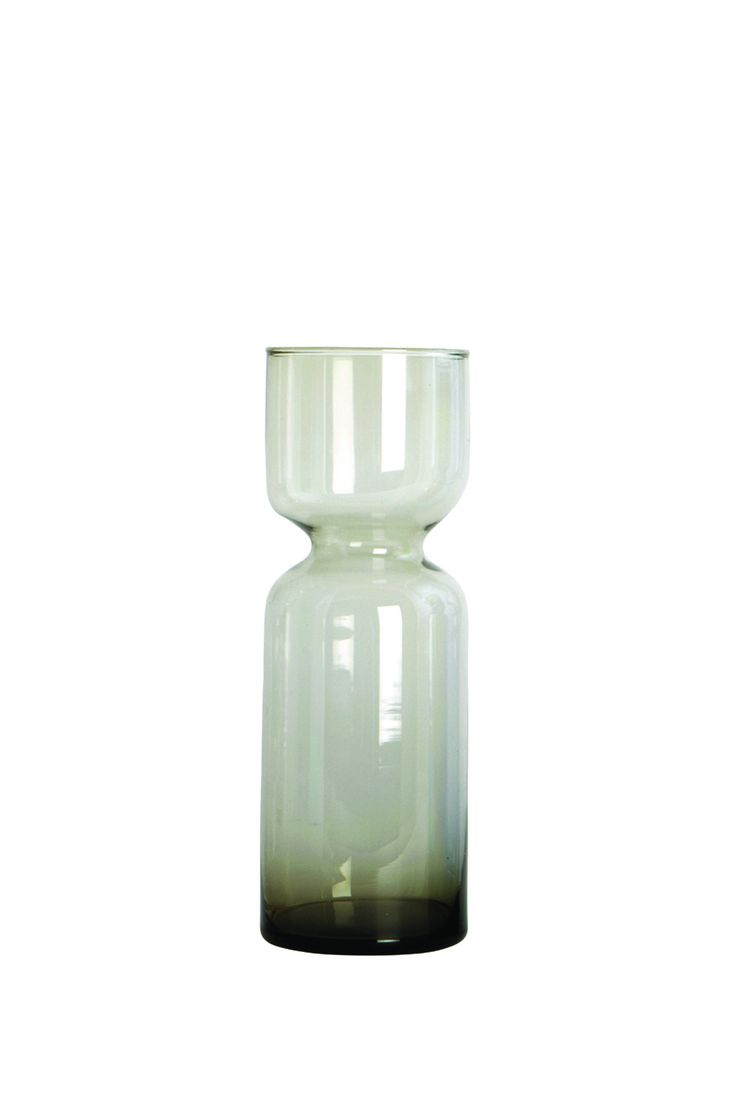 CELINA HYACINTH VASES - GREY OR CLEAR – THE HOUSE JAR