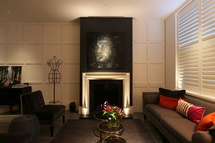 Living Room Lighting Ideas (9)