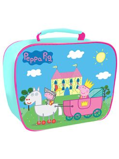 Peppa Pig 'Princess' Insulated Lunch Box Bag