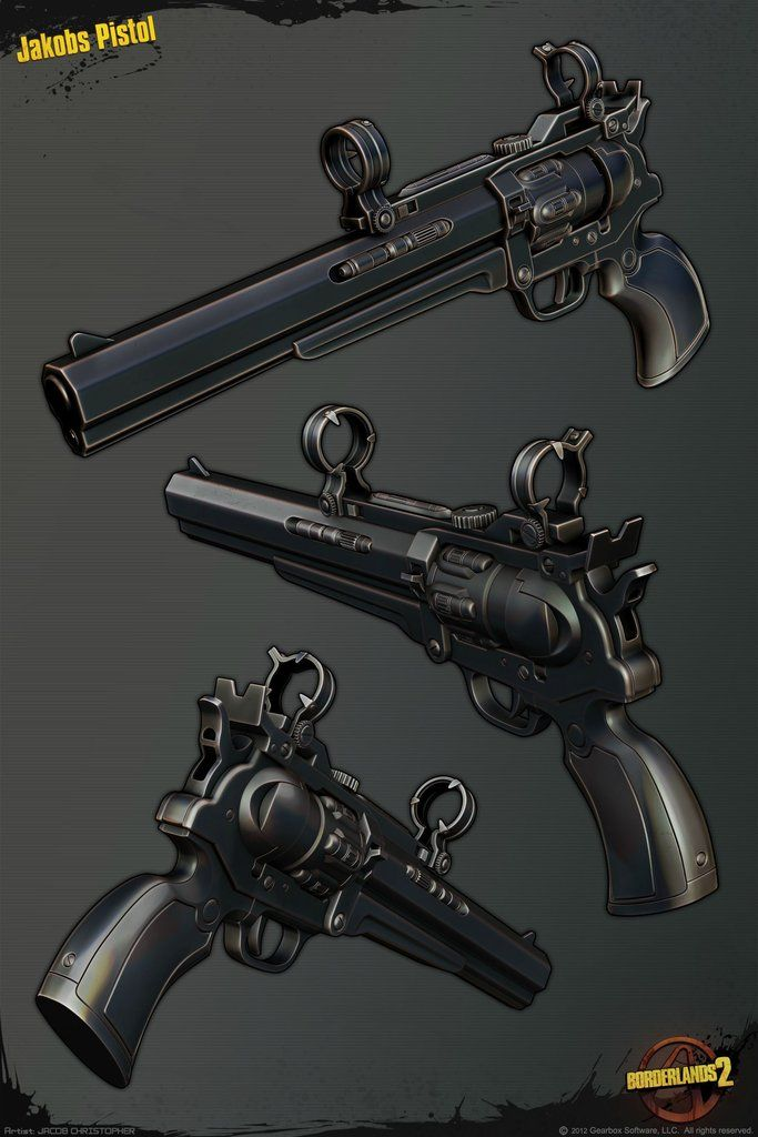 BORDERLANDS 2 ART MEGA THREAD!!!! [OMG IMAGE HEAVY] - Polycount Forum