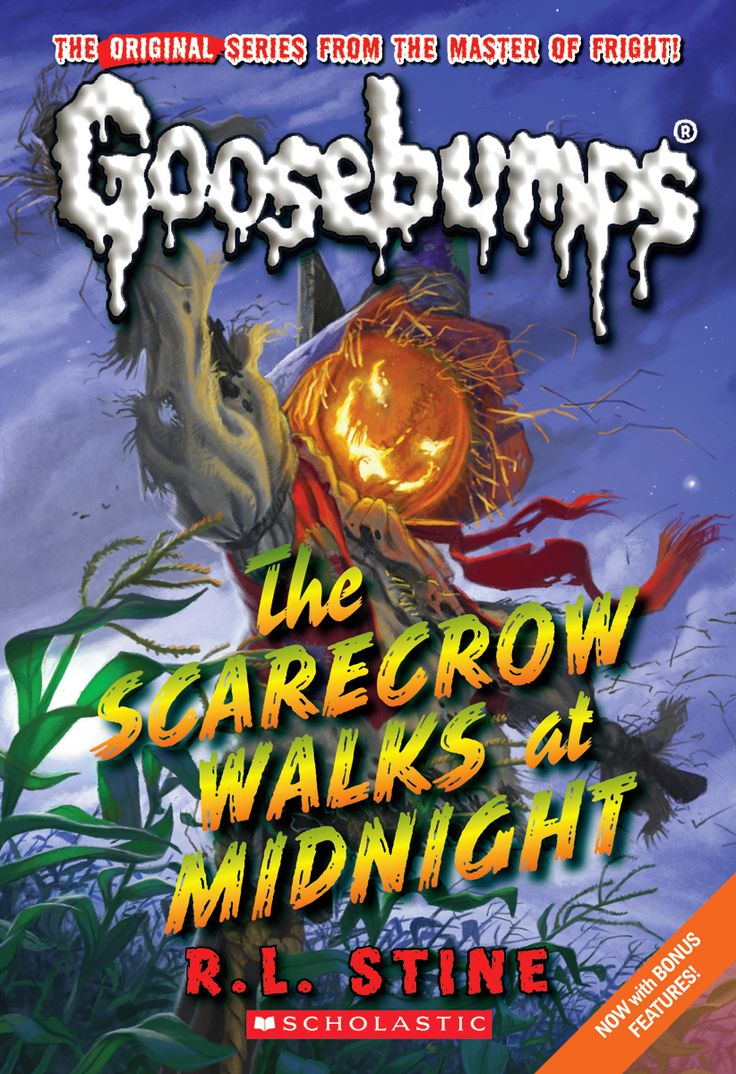 Classic Goosebumps: The Scarecrow Walks At Midnight Part 36