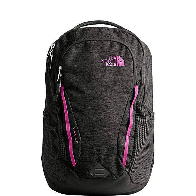 9d561f397 Best North Face Backpack: The North Face Women Vault - Asphalt Grey ...