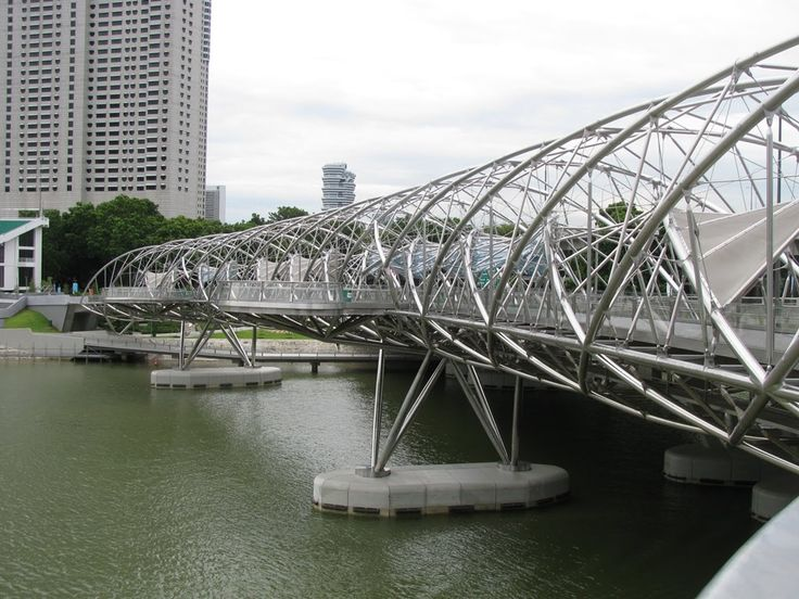 54 best images about bridges on pinterest bridge of no for Design bridge singapore