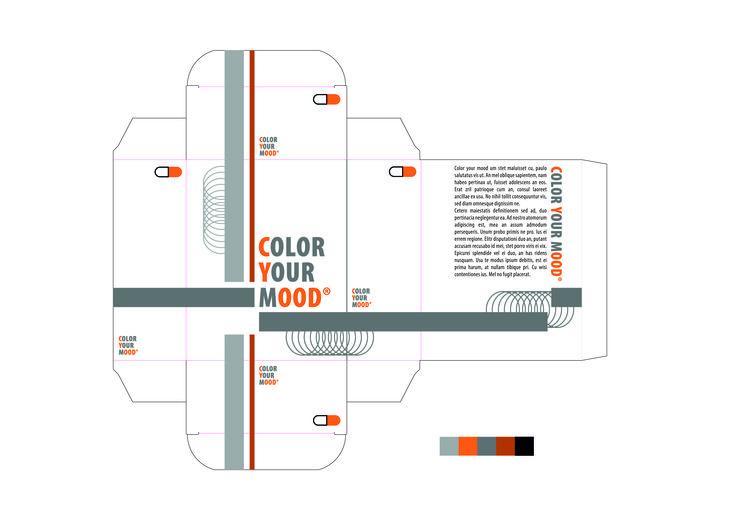 Bang / Als ik aan bang denk, denk ik meteen aan donkere plaatsen/kleuren. Ik heb voor grijstinten gekozen samen met oranje tinten, deze 2 kleuren staan voor angst.