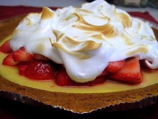 ... strawberry lemonade inspires a strawberry lemonade icebox pie of