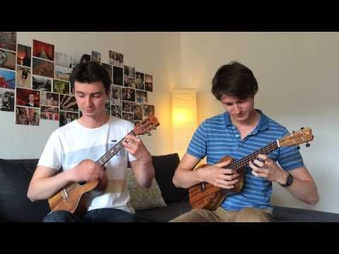 Pachelbel Canon in D - Ukulele Duet - YouTube