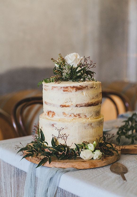 Moody and romantic winery wedding inspiration