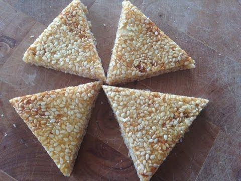 How to make Til Chikki- Sesame Brittle (Makar Sakranti Special)