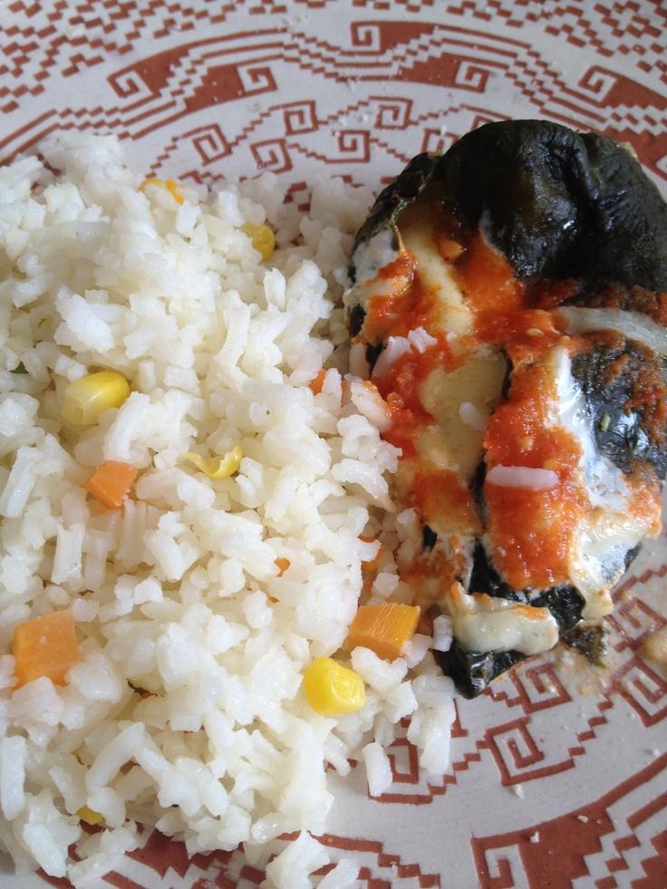 1000 images about comida de zacatecas on pinterest - Comidas con arroz blanco ...