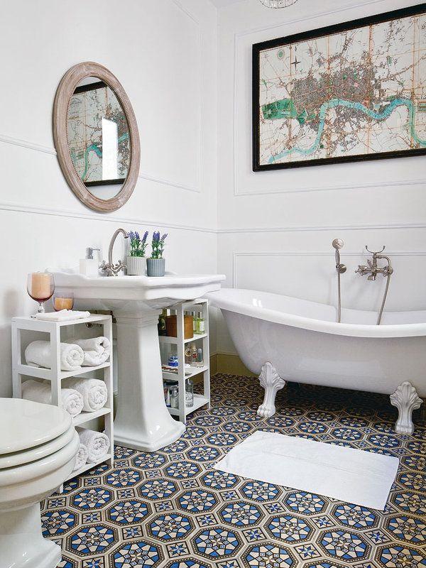Aseos+y+baños+bien+decorados+y+organizados